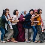 Día internacional de la mujer y millones de mujeres piden igualdad de género